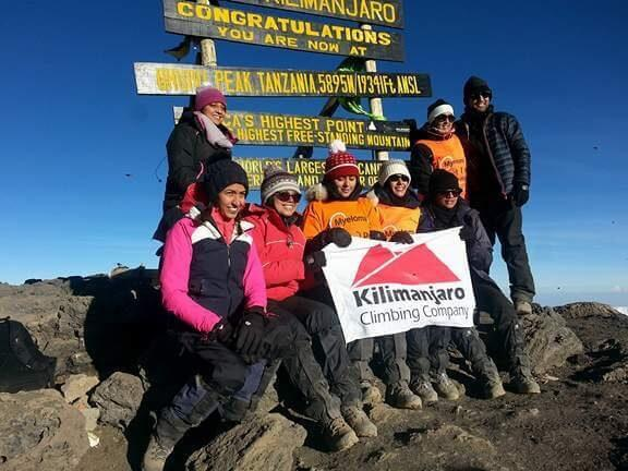 Mount Kilimanjaro climb for Comic Relief | who are the ...