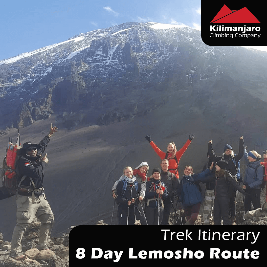 8 DAY LEMOSHO ROUTE
