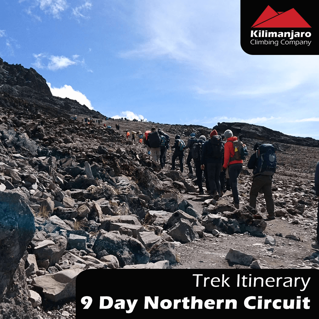 9 DAY NORTHERN CIRCUIT